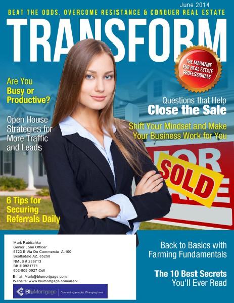 Transform Transform June 2014
