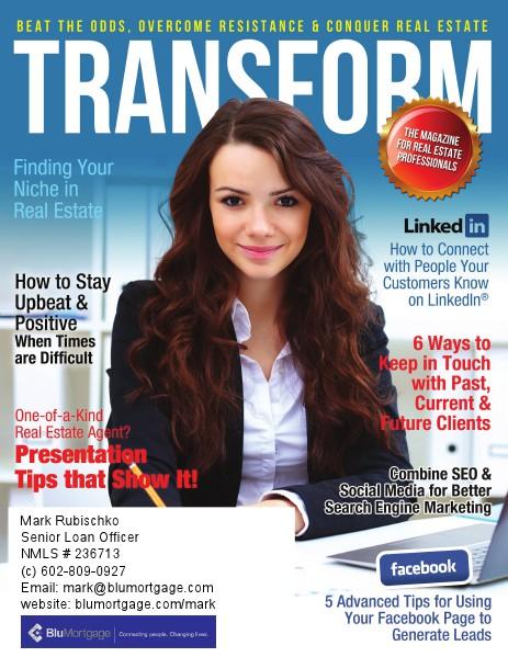 Transform Transform August 2014