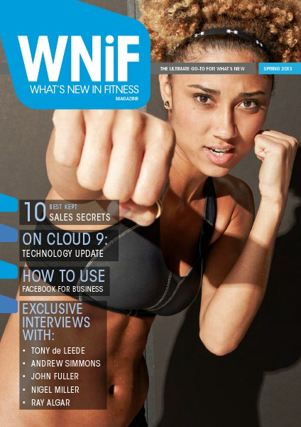 WNiF Magazine - Spring 2013 Edition