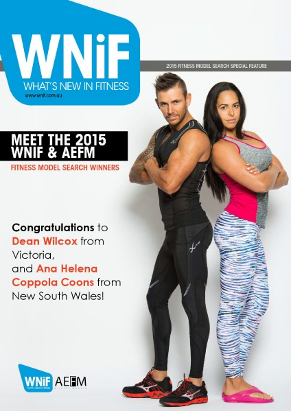 2015 WNiF & AEFM Fitness Model Search