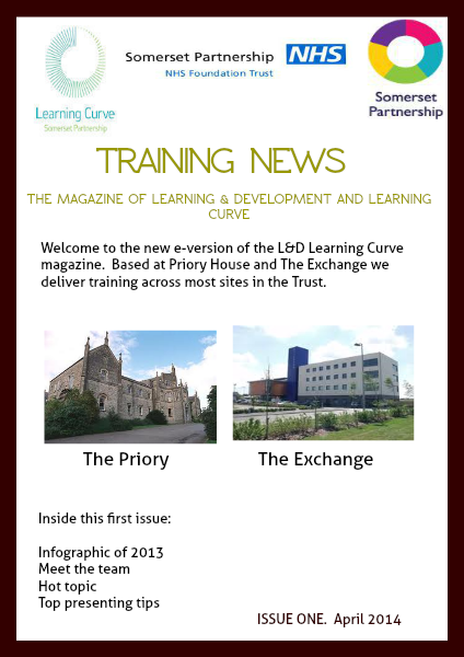 Training News April 2014