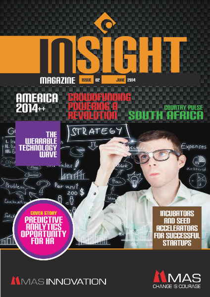 MAS Innovation Newsletter June 2014