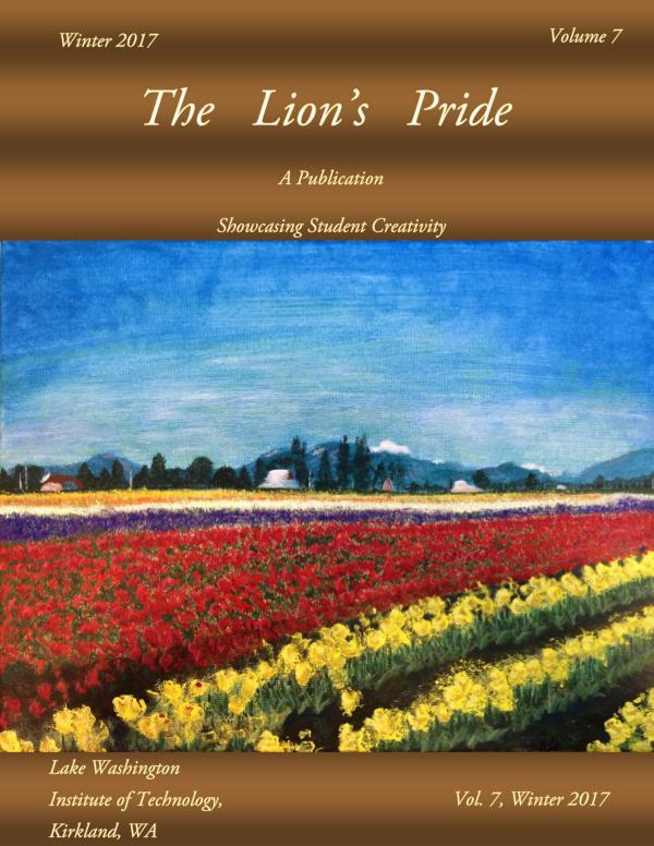 The Lion's Pride Vol. 7 (March 2017)
