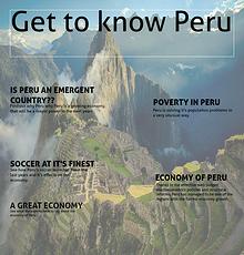 Invest in Peru