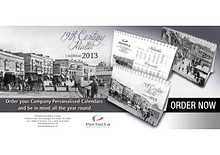 2013 Personalized Malta Desk Calendars