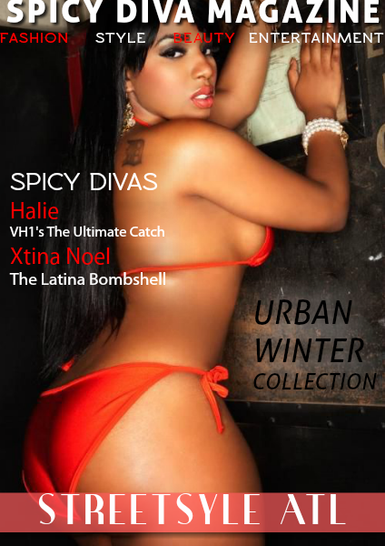 spicy diva magazine vol.2 vol1