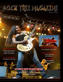 Rock Thiz Magazine Digital 1 Year Subscription ()