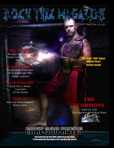 Rock Thiz Magazine Digital 1 Year Subscription () Rock Thiz Magazine Issue  #5 Vol.2 July. 2012