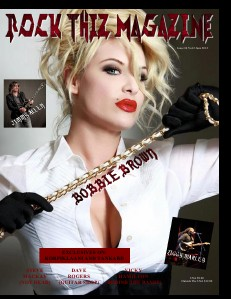 Rock Thiz Magazine Digital 1 Year Subscription () Rock Thiz Magazine Issue #4 Vol.2 June 2012