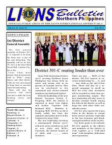LIONS CLUB INTERNATIONAL DISTRICT 301-C