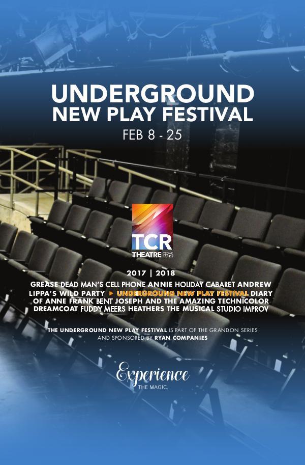 The Underground New Play Festival