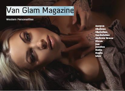 Van Glam Magazine August 2012 Edition