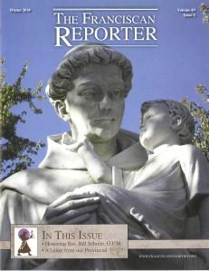 Franciscan Reporter Winter 2010