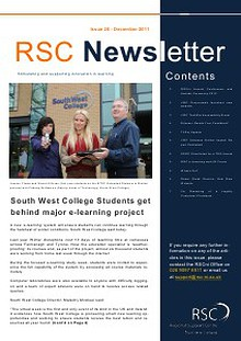 RSCni Newsletter