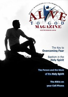 Alive to God Magazine - September 2012