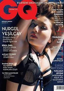 Nurgül Yeşilçay - interview for GQ Magazine -