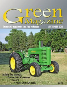Green Magazine September 2013