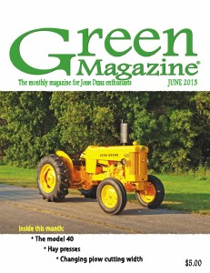 Green Magazine June 2013