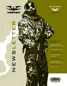 Valken Newsletter Summer 2012