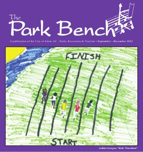 Park Bench Fall 2012 Issue September - December 2012