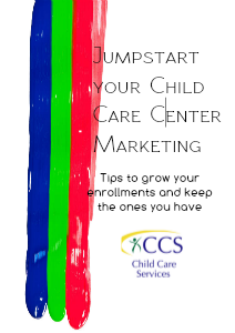 Jumpstart your Child Care Center Marketing Fall 2012