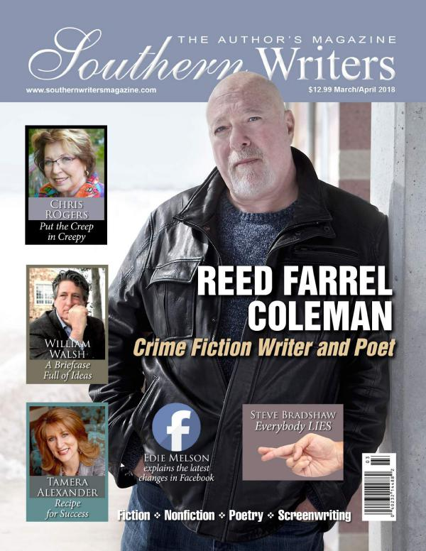 Southern Writers Magazine SW March 2018 PDF MASTER.compressed