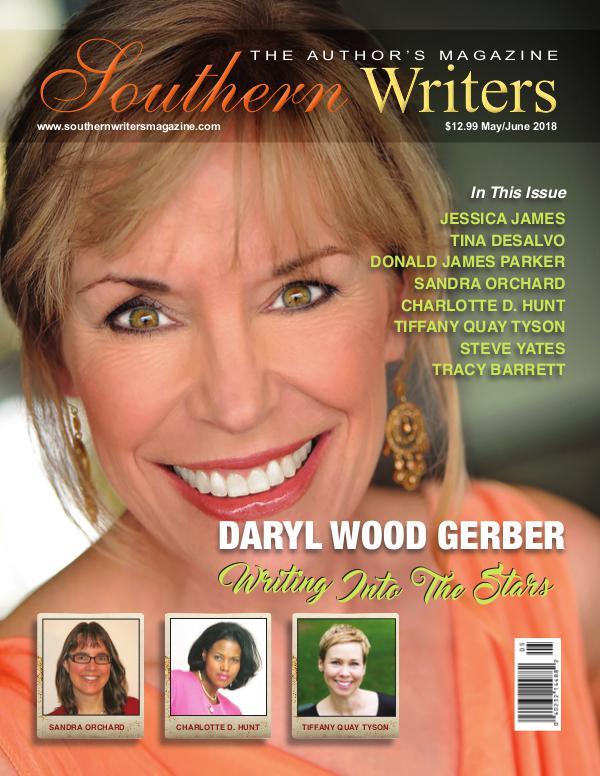 Southern Writers May 2018