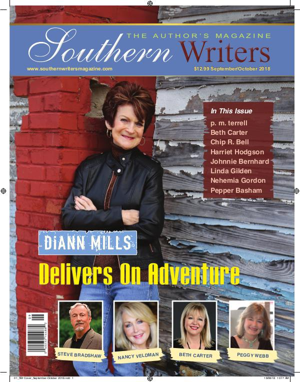 Southern Writers Magazine Southern Writers_September-October 2018 (2)