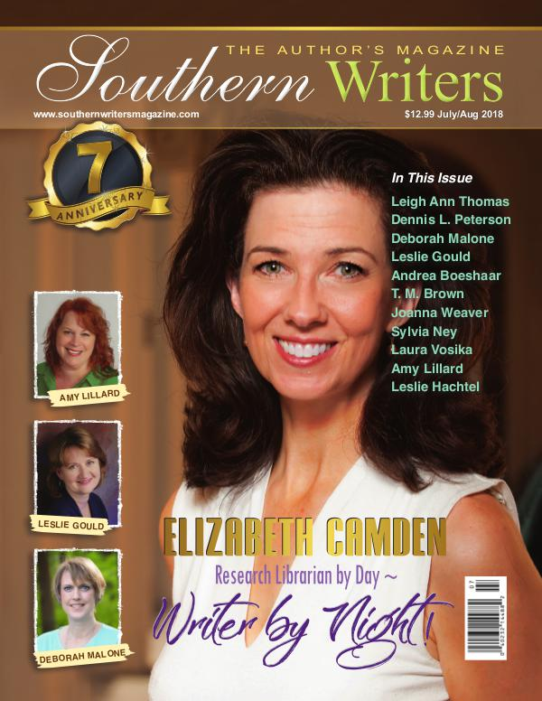 July/August 2018 Anniversary Edition Southern Writers_July-Aug 2018 (4)