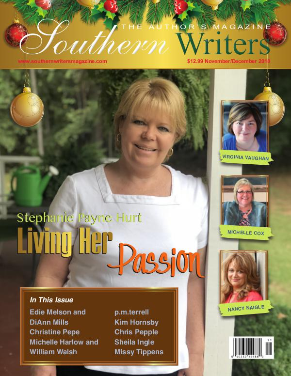 Southern Writers November-December 2018 Southern Writers_ November-December 2018 (1)