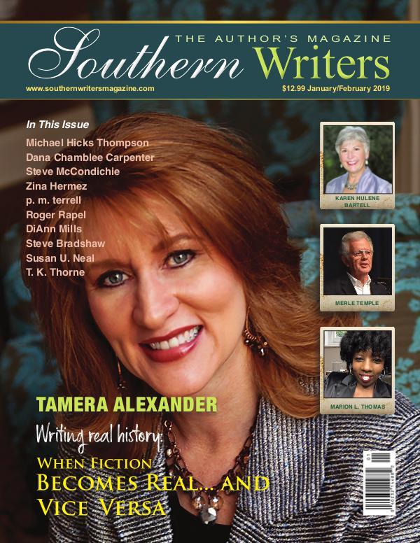 Southern Writers Magazine Southern Writers_JAN-FEB_2019_without_Bleed (2) fi