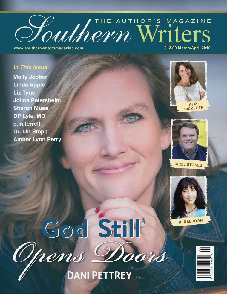 Southern Writers Magazine January/February 2019 Southern Writers_MAR-APR_2019_