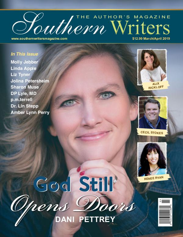 SOUTHERN WRITERS MARCH/APRIL 2019 Southern Writers_MAR-APR_2019_