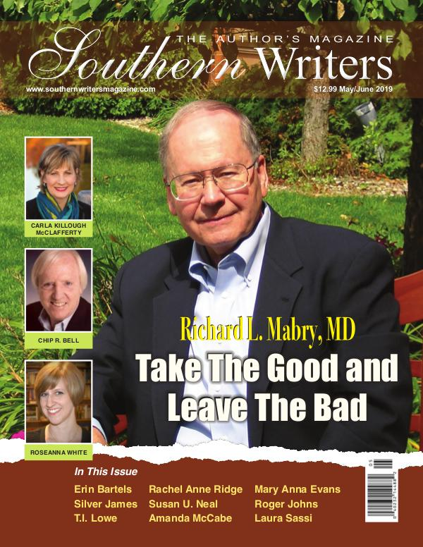 Southern Writers May/June 2019 Magazine Volume 9 Issue 3