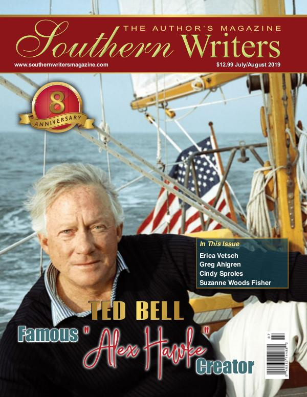 Southern Writers_JULY-AUGUST_2019