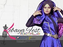 Kebaya Fest | Road To Milan