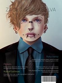 Zaoldyeck Kselva Magazine™