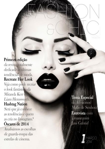 Fashion & Chic Magazine Março 2014
