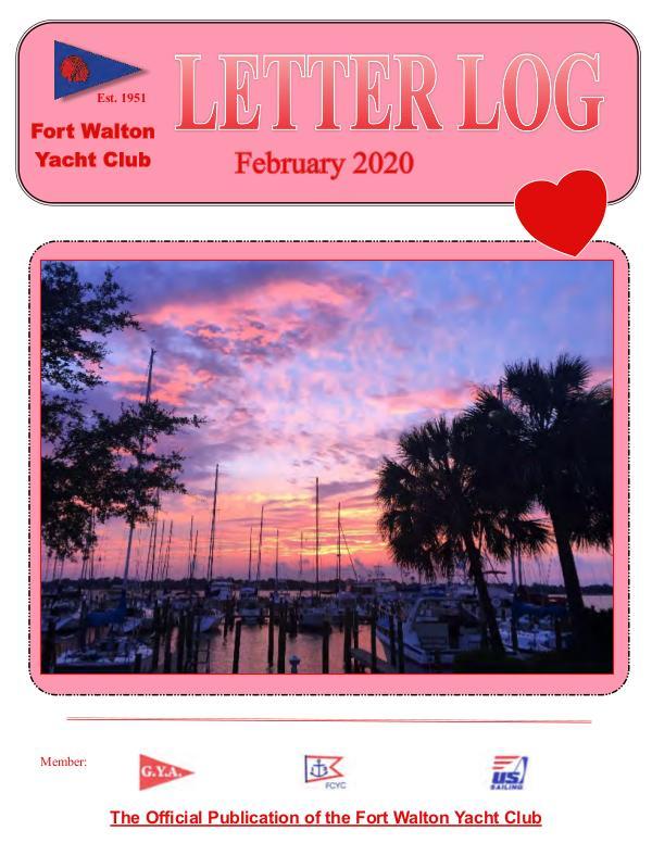 FWYC Letter Log February 2020