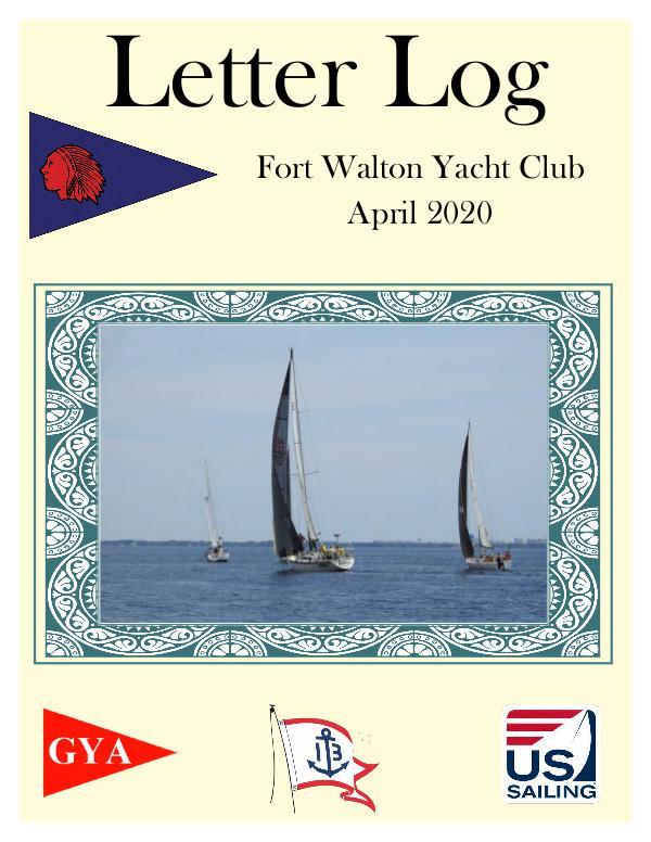 FWYC Letter Log April 2020