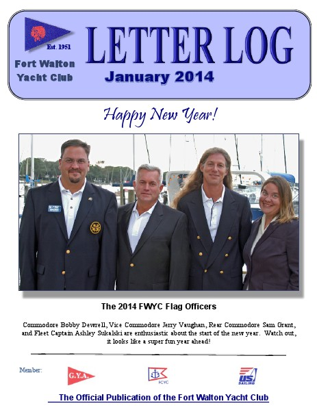 FWYC Letter Log January 2014