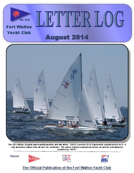 FWYC Letter Log August 2014