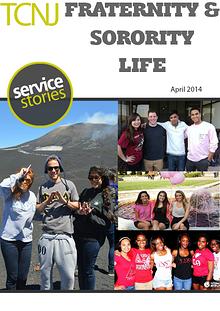 TCNJ FSL Service Stories 2014