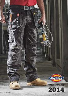 Dickies UK 2014 Workwear Catalogue