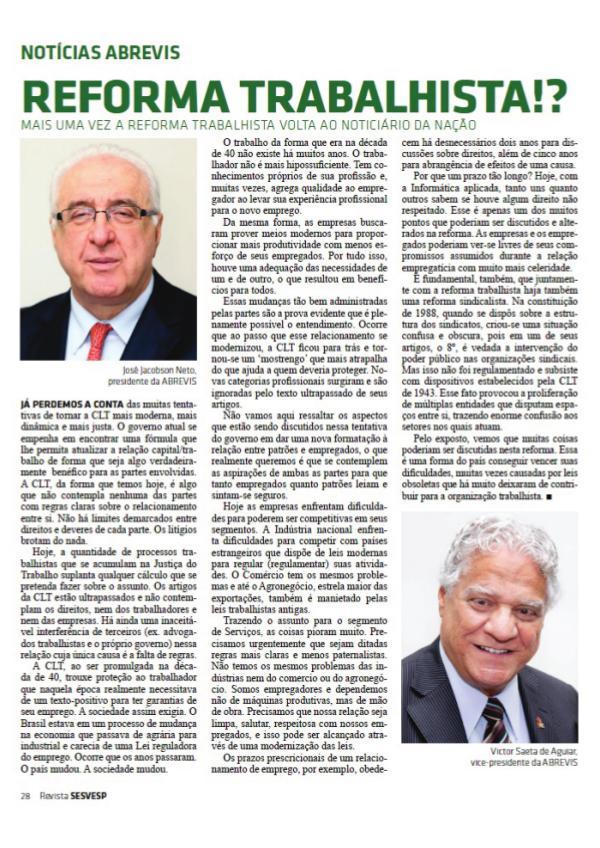 Revista ABREVIS Ed. 132
