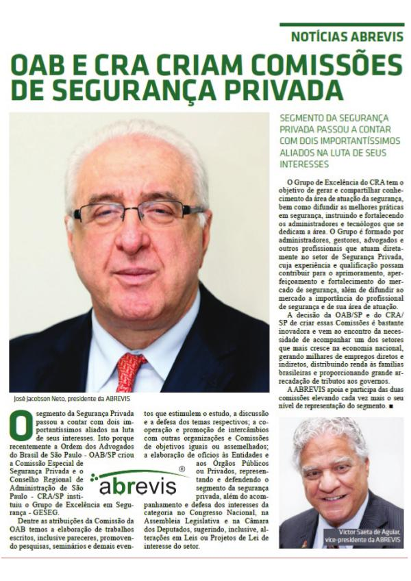 Revista ABREVIS Ed. 134