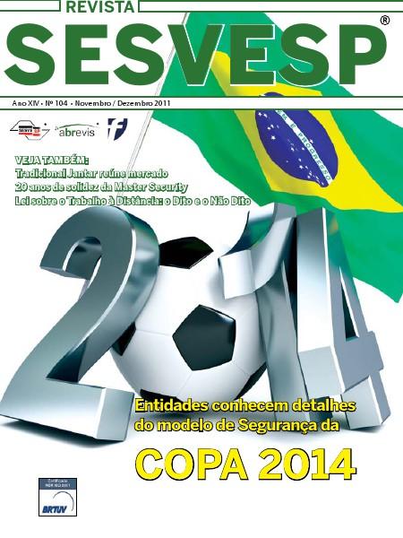 Ed. 104 - Novembro / Dezembro 2011