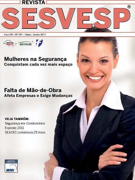 Revista Sesvesp Ed. 101 - Maio / Junho 2011