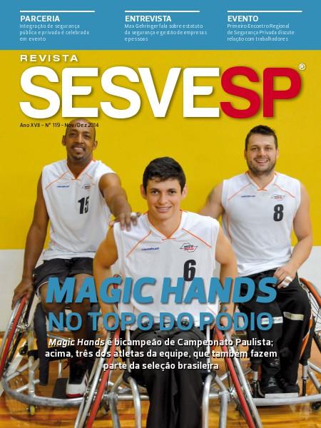 Revista Sesvesp Ed. 119 - 2014
