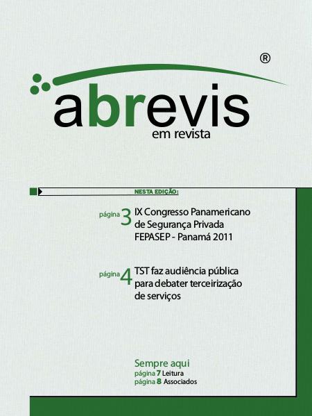 Revista ABREVIS Ed. 102